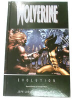 WOLVERINE Evolution ( Panini Hardcover limit. 333 Exemplare Comic Action 2007 )