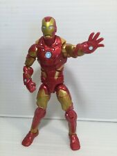 Marvel legends Iron Man Heroic Age Iron Monger BAF CUSTOM ARC LIGHTS Paint