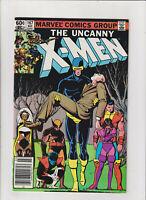 Uncanny X-Men #167 VF+ 8.5 Newsstand Marvel Comics 1982 Early New Mutants app.