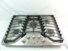 """New listing Ge Profile Series 30"""" Built-In Gas Cooktop Pgp959Set2Ss"""