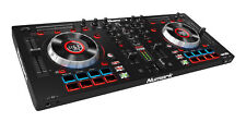 Numark HF125 Mixtrack Platinum 4 Deck USB Midi Serato Control Headphone