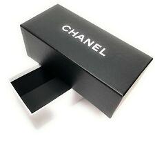 New Chanel Authentic Sunglasses Box Black
