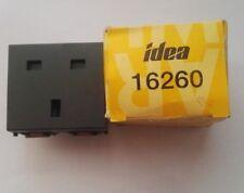 VIMAR 16260 PRESA 2P+ T 13A INGLESE GRIGIO