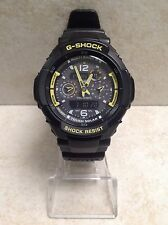 CASIO G-SHOCK GW-3500B (5173) SKY COCKPIT SERIES ANALOG & DIGITAL DISPLAY WATCH