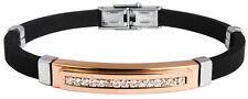 Modeschmuck-Armbänder ohne Stein aus Silikon