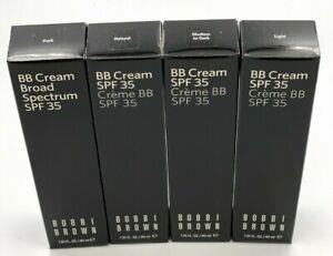 Bobbi Brown BB Cream 1.35oz/40ml SPF 35. New In Box. Authentic + FREE SHIPPING