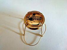 capsule de champagne Champion-Ouy - Le Mandarin 2020 - Plaqué Or - Nouveauté/NR