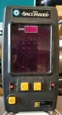 Entex Electronics Space Invaders Handheld Portable Video Game WORKS 1980