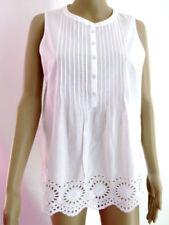 Camisas y tops de mujer blusa Tommy Hilfiger de color principal blanco