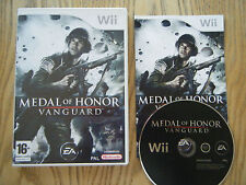 Medal of Honor, Vanguard wii game! Complete! LOOK at my other games!