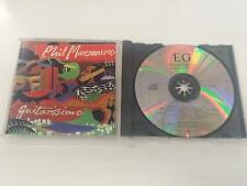 PHIL MANZANERA (ROXY MUSIC) GUITARISSIMO CD 1987