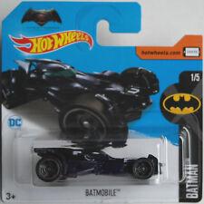 Hot Wheels - Batmobile 2017 dunkelblau / Batman Neu/OVP