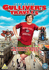 Gulliver's Travels (DVD, 2012)