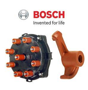 For Mercedes 420SEL 560SEC 560SL Distributor Cap & Rotor Bosch 03 227/04 177 NEW