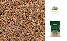 20KG JOHNSTON & JEFF PREMIUM WILD BIRD FOOD Seed Mix Husk & Wheat Free With Suet