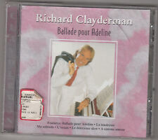 RICHARD CLAYDERMAN - ballade pour adeline CD