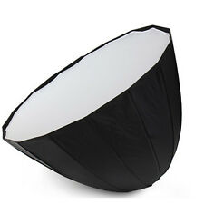 "PARA120B 120cm 47"" parabolic softbox Para Softbox Bowen S-Type Foldable Studio"