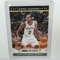 2012-13 Panini NBA Hoops #236 Kawhi Leonard San Antonio Spurs RC Rookie