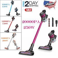 ONSON Cordless Vacuum 2 in 1 Handheld Cleaner 250W 20 Kpa For Pet Hair Carpet US