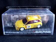 Rally Model Car IXO 1:43 SEAT IBIZA GTI Gardemeister Lukander Montecarlo 1999