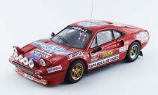 Best MODEL 9524 - Ferrari 308 GTB #1 rallye Espagne - 1984  Zanini  1/43