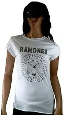 Amplified the ramones Hey ho Let 's Go You Rock Star Vintage VIP t-shirt G. XL 44