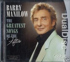 BARRY MANILOW The greatest songs ..DualDisc New