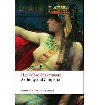 The Oxford Shakespeare: Anthony and Cleopatra (Oxford World's-ExLibrary