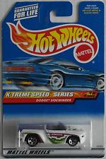 Hot Wheels – Dodge Sidewinder weiß Neu/OVP US-Card