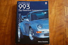 PORSCHE 911 993 Repair Service Manual Essential Companion owner maintenance book