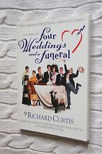 Four Weddings and a Funeral by Richard Curtis (Paperback, 1994), Like new
