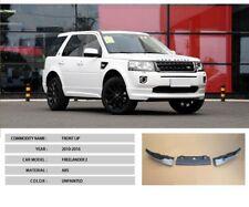 Land Rover Freelander 2 Front Bumper OEM Style Lip Spoiler Body Kit