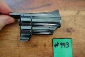 """Smith & Wesson Model 19 Barrel 357 Mag K Size OEM Blued 2.5"""" Good Bore"""
