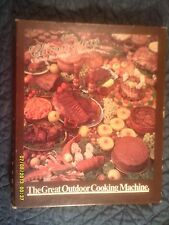 Charmglow Classic Barbeque Recipes (1977) Spiral Hard Cover