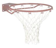Regent MacGregor Heavy Duty Nylon Basketball Net (White, Small)