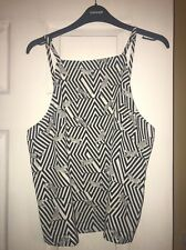 New Topshop Cami Top Size Uk12