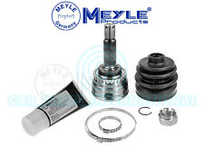 Meyle FRONT CV JOINT KIT Drive shaft Joint Kit & Boot / Grease No 37-14 498 0000