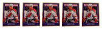 (5) 1992 Sports Cards #83 Kevin Todd Hockey Card Lot New Jersey Devils