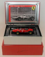 Hot Wheels F1 1/43 Scale SF03/63 - Ferrari 156 #7 Winner Nurburgring GP 1963