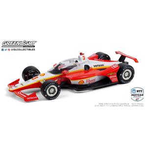 Greenlight 1/18 2020 NTT IndyCar Series #3 Scott McLaughlin Team Penske Shell V-