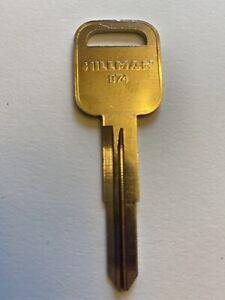 Honda / Isuzu B74 Car Key Blank