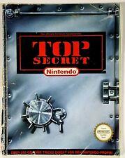 Original Nintendo Spieleberater TOP SECRET dt. Super Nintendo/NES/Game Boy
