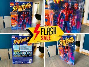 🔥 FREE USA SHIP! NEW Marvel Legends Retro Wave Amazing Spider-Man Toy Figure 🔥