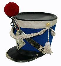 Tschako Pickelhaube Shako Kaiserreich Empire Husaren Napoleon Reenactment  L116A