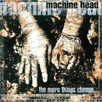 Machine Head - The More Things Change... - CD Digipak