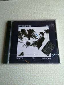 FRANCO BATTIATO - LA VOCE DEL PADRONE - CD - SIGILLATO