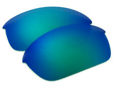 Polarized Jade Green Replacement Sunglass Lenses for Oakley Flak Jacket