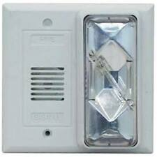 Hard Wired 24VAC Doorbell ADA Loud Horn Flashing Strobe for Deaf Hearing Loss