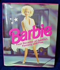 Barbie-Four Decades of Fashion,Fantasy, & Fun-Marco Tosa