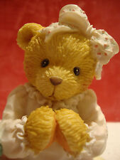 Cherished Teddies Patrice 911429 Thank you for the Sky so blue